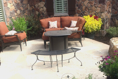 patios landscaping services Denver Littleton Co