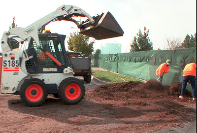 Dirt Commercial Services landscaping services Denver Littleton Co