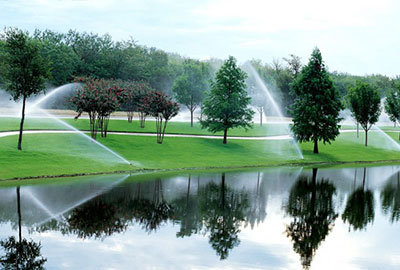Irrigation and sprinklers Commercial Services landscaping services Denver Littleton Co