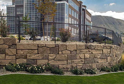 Retaining Walls Commercial Services landscaping services Denver Littleton Co